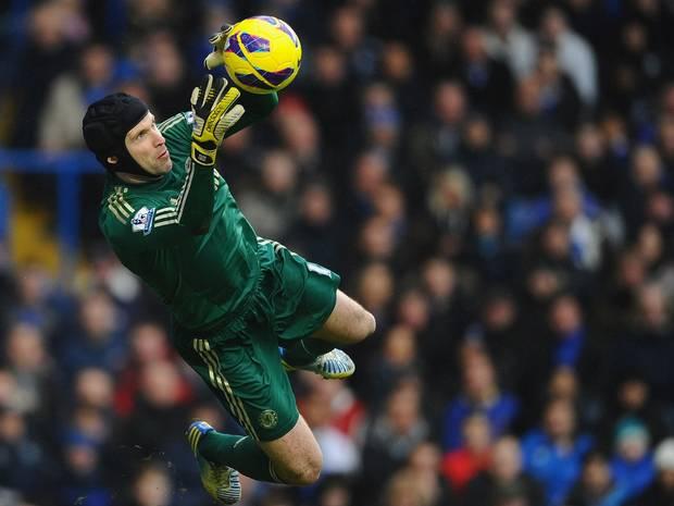 Peter Cech, chốt chặn cuối cùng đáng tin cậy cho Arsenal