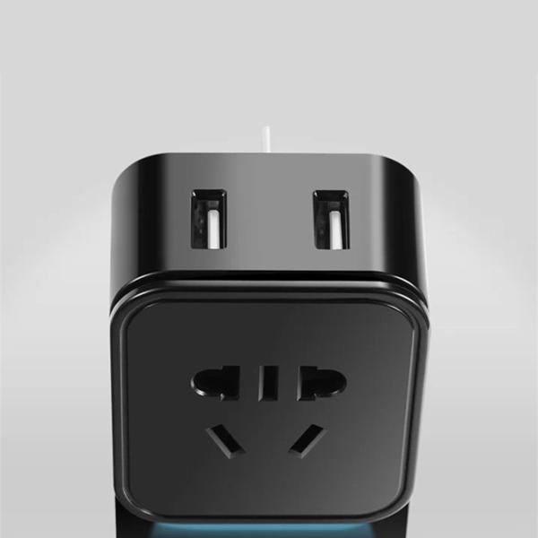 Smart Plug K2 được trang bị thêm 2 cổng USB