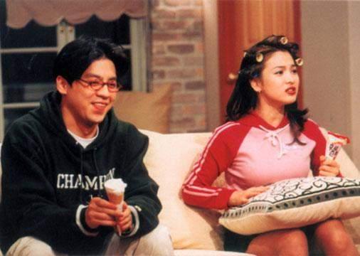 Hình ảnh của Song Hye Kyo trong bộ phim Soonpoong Clinic vào năm 1998.