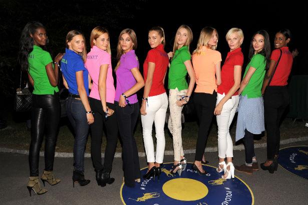 Những chiếc áo Polo là sản phẩm đình đám nhất của Ralph Lauren