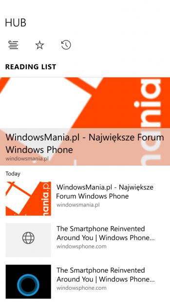 Tính năng cho phép người dùng lưu lại các trang đã tải để đọc Offline