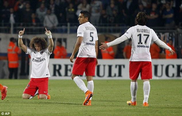 Dù thi đấu không thành công ở Champions League nhưng ở giải Lique 1, PSG vẫn là số 1.