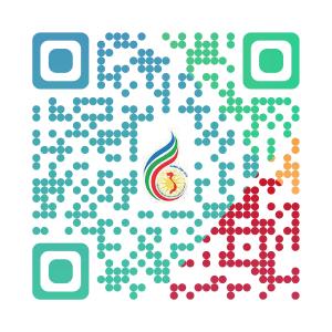 Mã QR để truy cập trang thông tin của Liên hoan Truyền hình toàn quốc