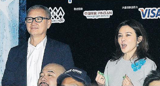 Sau 8 năm gắn bó, Quan Chi Lâm và tỷ phú Trần Thái Minh đã đường ai nấy đi. (Ảnh: HKTopten)