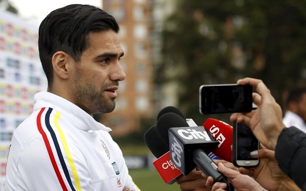 Tương lai của Radamel Falcao sẽ được quyết định sau Copa America 2015