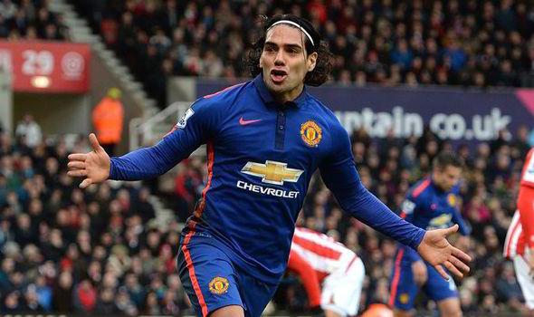 Thời gian của Radamel Falcao tại Man Utd đang sắp hết?