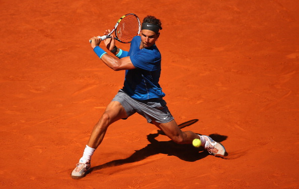 Ông vua mặt sân đất nện vẫn chưa trở lại sau thất bại tại chung kết Madrid Open 2015