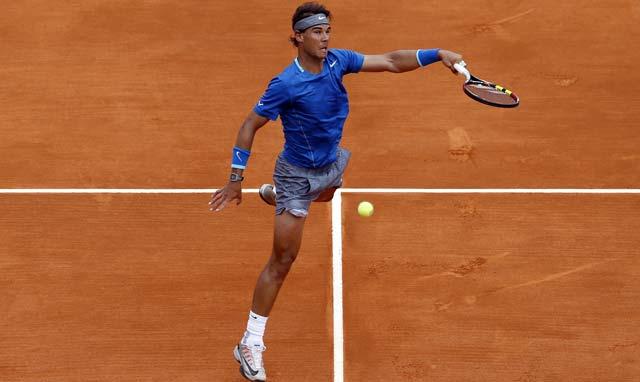 Rafael Nadal đã có 8 chức vô địch Monte Carlo Masters trong sự nghiệp