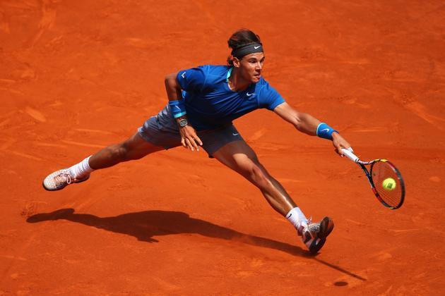 Sự hoài nghi đang ngày càng lớn cho Rafael Nadal