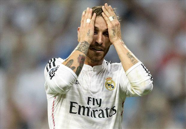 Ramos là một trong những Galacticos dính chấn thương khiến Real suy yếu.