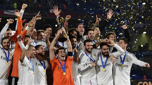 Real Madrid và chức vô địch FIFA Club World Cup 2014