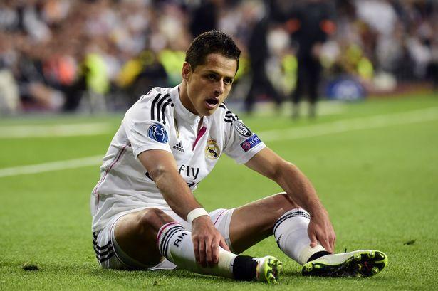 Man Utd tiếp tục hắt hủi Javier Hernandez
