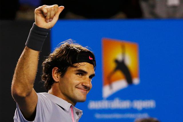 Roger Federer sẽ có trận đấu mở màn với tay vợt người Trung Quốc Lu Yen-hsun