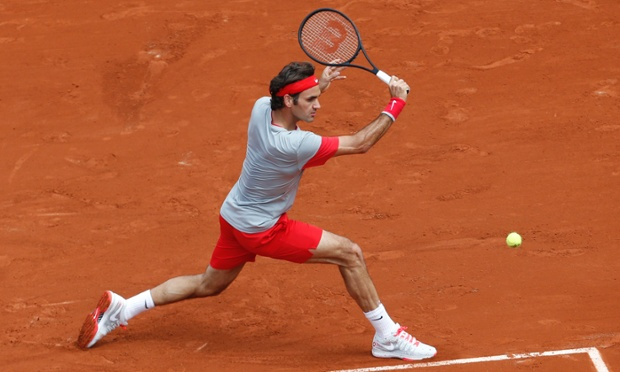 Roger Federer rơi vào một nhánh đấu tương đối dễ thở tại Pháp mở rộng 2015