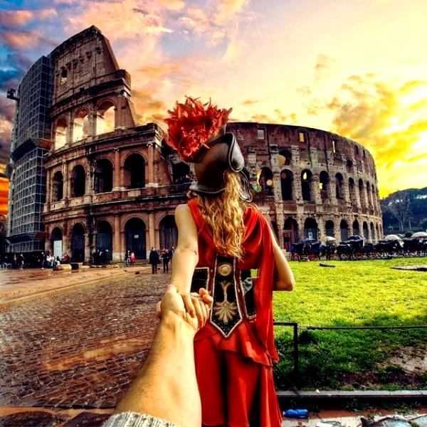 Đấu trường Colosseum La Mã