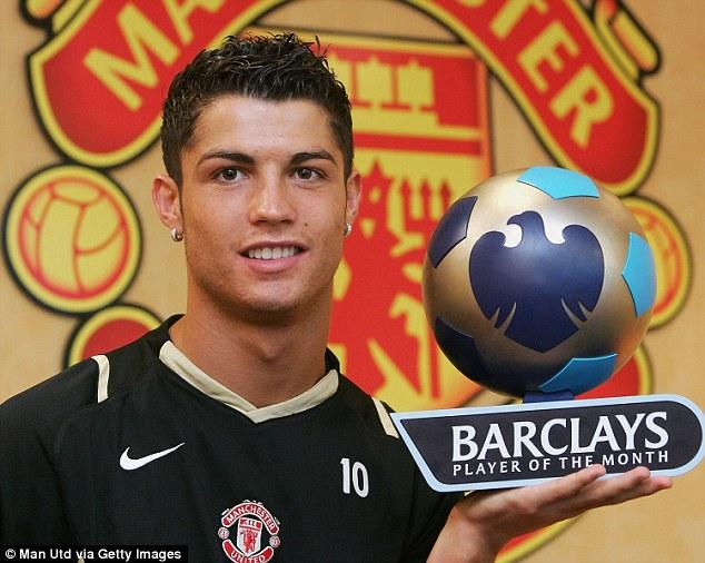 Năm 2006, Ronaldo cũng từng có được thành tích đáng tự hào này.