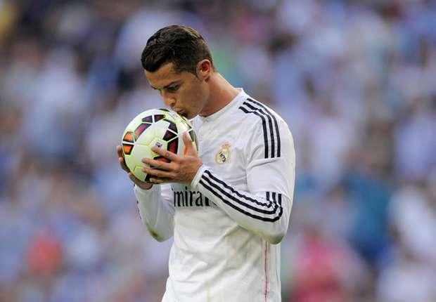 Ronaldo đang là chân sút vĩ đại nhất giải đấu danh giá Champions League.