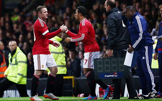 Man Utd không tốn quá nhiều sức để giành được tấm vé đi tiếp tại Capital One Cup.