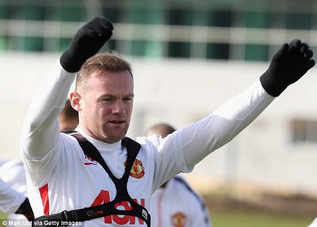 Bên kia chiến tuyến, Rooney đã sẵn sàng khai hỏa. Rooney hiện có 7 bàn sau 8 trận tại FA Cup gần đây.