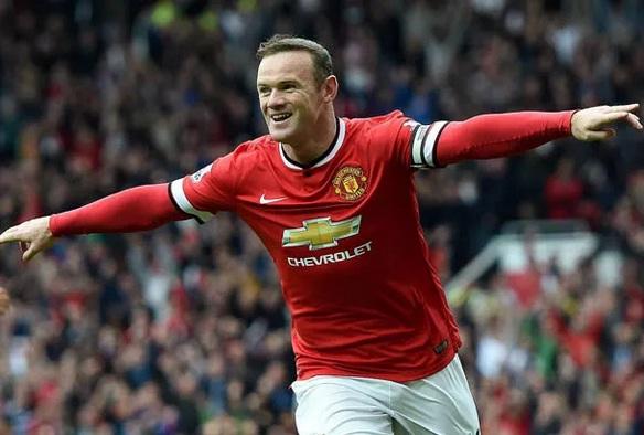 Rooney rất thích ghi bàn vào lưới Aston với 8 bàn/6 trận tại Old Trafford.