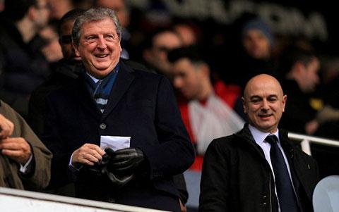 HLV đội tuyển Anh, Roy Hodgson rất hài lòng với màn trình diễn của Kane