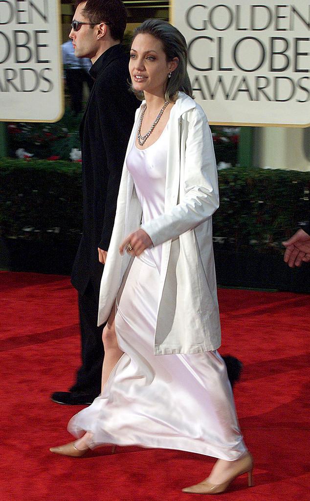 Angelina Jolie khiến nhiều người giật mình với gu thời trang quá đỗi khó hiểu