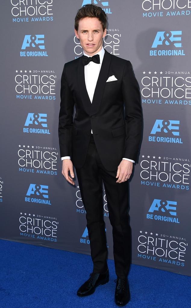 Nam diễn viên Eddie Redmayne hiện đang là một trong những ứng cử viên sáng giá cho danh hiệu Nam diễn viên xuất sắc nhất với vai diễn ấn tượng trong bộ phim nói về nhà khoa học Stephen Hawking - The Theory of Everything