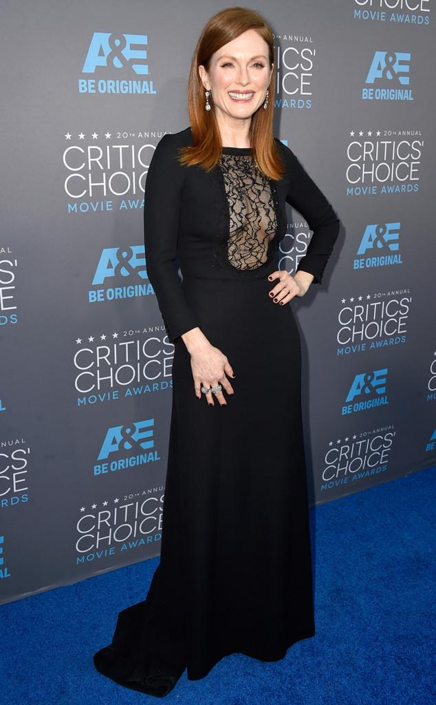 Nhiều người kỳ vọng Jullian Moore sẽ giành chiến thắng ở hạng mục Nữ diễn viên chính xuất sắc nhất, nối tiếp thành công của cô ở giải Quả Cầu Vàng