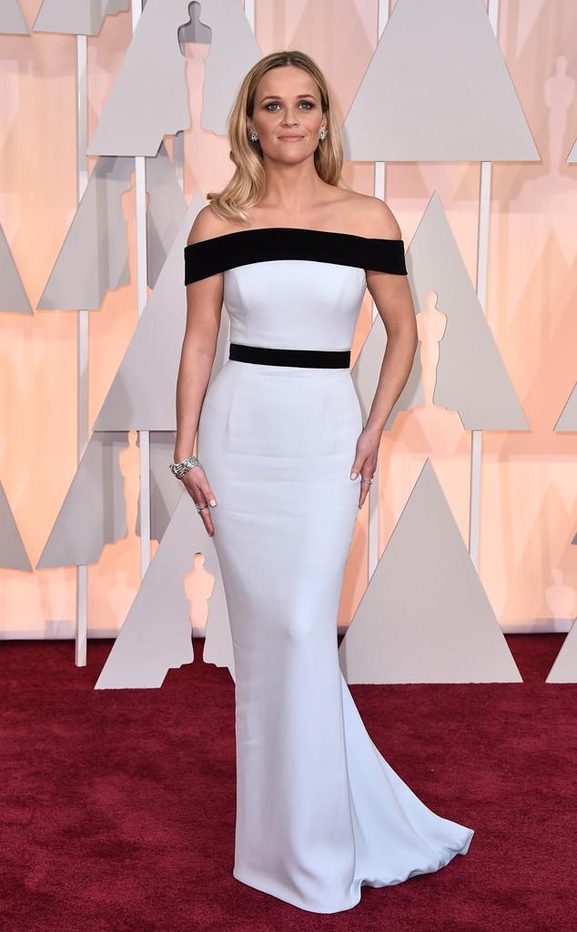 Reese Witherspoon nổi bật trong bộ váy của nhà thiết kế lừng danh Tom Ford