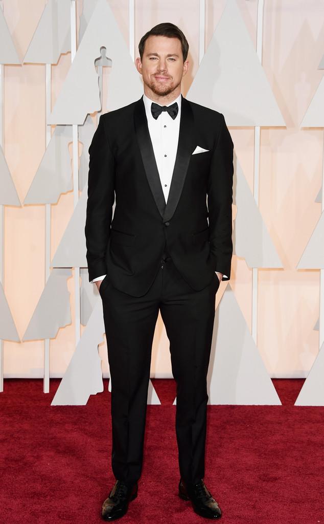 Ai có thể cưỡng lại sự lôi cuốn của Channing Tatum trong bộ vest Dolce Gabbana này?