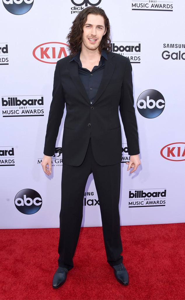 Một gương mặt nam khác thu hút sự chú ý của giới truyền thông là nam ca sĩ Hozier - chủ nhân hit Take me to church.