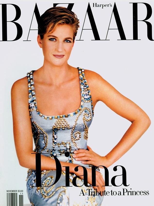 Hình ảnh bộ váy tuyệt đẹp của Công nương Diana