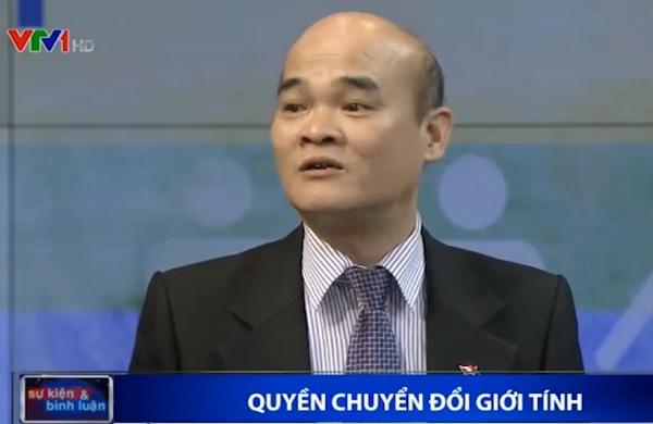 S. Nguyễn Hữu Quang - Vụ trưởng Vụ Pháp chế, Bộ Y tế