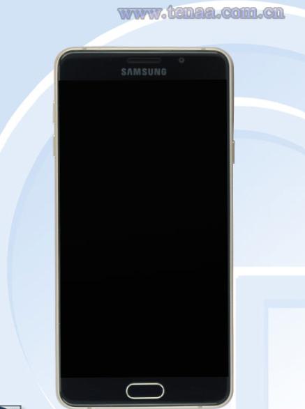 Hình ảnh của Galaxy A7 thế hệ mới được chứng nhận bởi TENAA