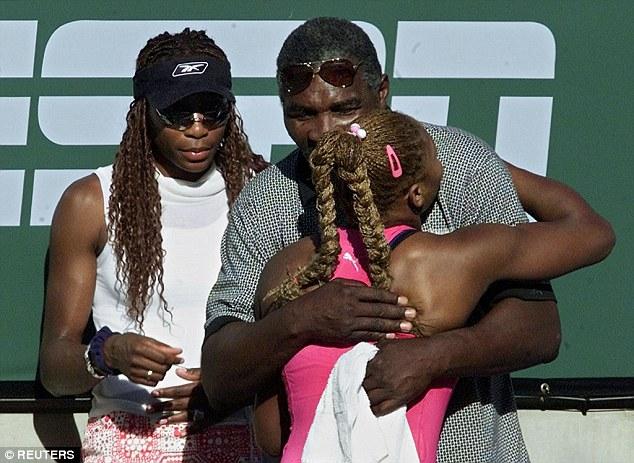 Năm 2001 cũng là lần cuối cùng Serena và cả Venus tham dự Indian Wells.
