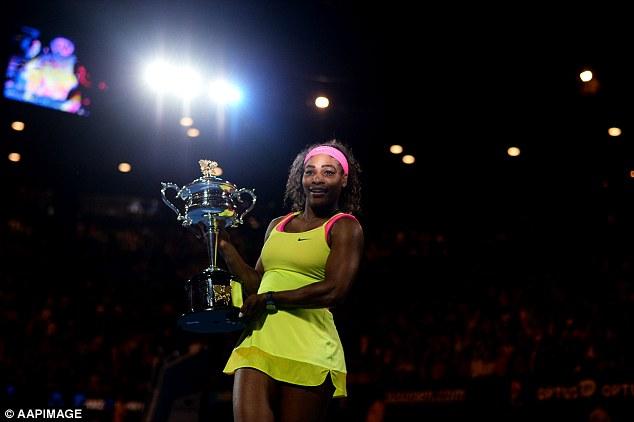 Đây là danh hiệu Grand Slam thứ 19 trong sự nghiệp của Serena. Cô chỉ còn kém huyền thoại Stefie Graff 3 danh hiệu nữa.