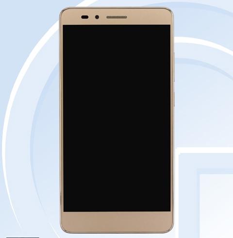 Hình ảnh smartphone mới của Huawei được TENAA cung cấp