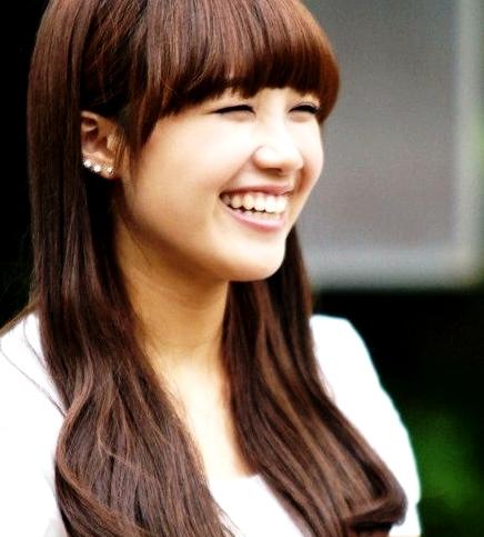 Eun Ji - Nhóm A Pink