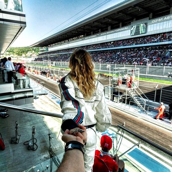 Giải đua xe Công thức 1 ở Sochi, Nga