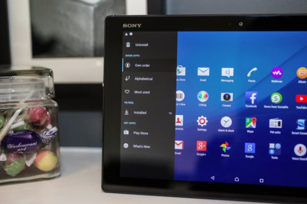 Xperia Z4 chạy hệ điều hành Android 5.0 Lollipop