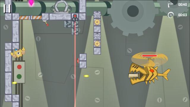 Trò chơi Chú nhện robot - Spidey bot