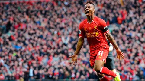 Sterling hoãn gia hạn với Liverpool
