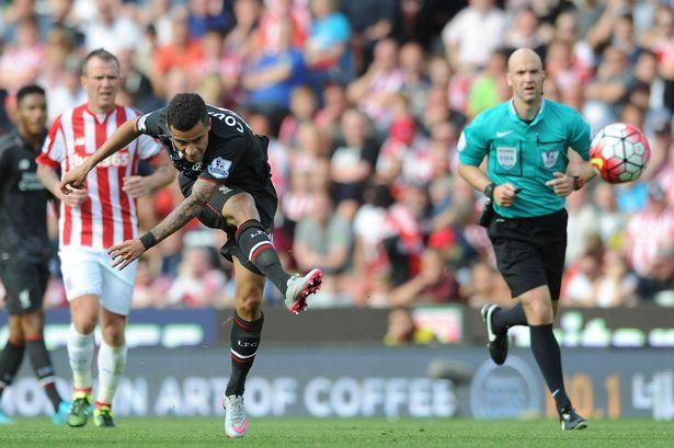 Bàn thắng đẹp mắt của Coutinho đã giúp mang về cho The Kop 3 điểm trọn vẹn khi những tưởng trận đấu sẽ kết thúc với tỷ số hòa không bàn thắng.
