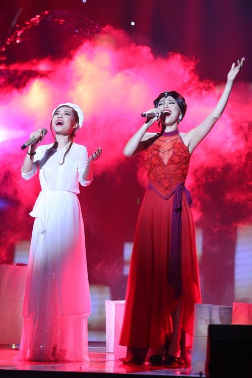 Tóc Tiên – Giang Hồng Ngọc hóa thân thành hai thiếu nữ vô cùng xinh đẹp trong bộ phim Mỹ nhân kế.