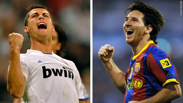 Ronaldo và Messi, mỗi người mỗi vẻ