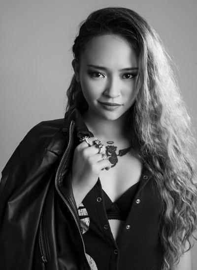 Kimmese sinh năm 1991, Hà Nội. Cô là ca sĩ hoạt động chuyên nghiệp.