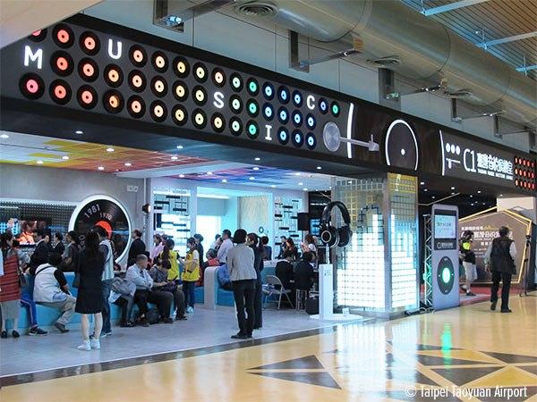 4. Sân bay quốc tế Đào Viên, Đài Loan (Trung Quốc).