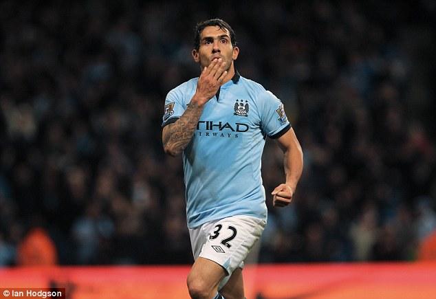 Tevez là ngôi sao lớn của bóng đá thế giới nhưng cũng là bản hợp đồng tệ nhất trong màu áo Man City.