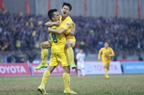 Thanh Hóa sẽ vươn lên ngôi đầu bảng sau vòng đấu thứ 10 V.League 2015