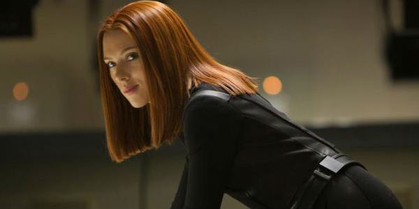 Scarlett Johansson xuất hiện vô cùng xinh đẹp trong phim.